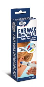 Jobar Ear Wax Removal Syringe With 3 Colour Coded Tips